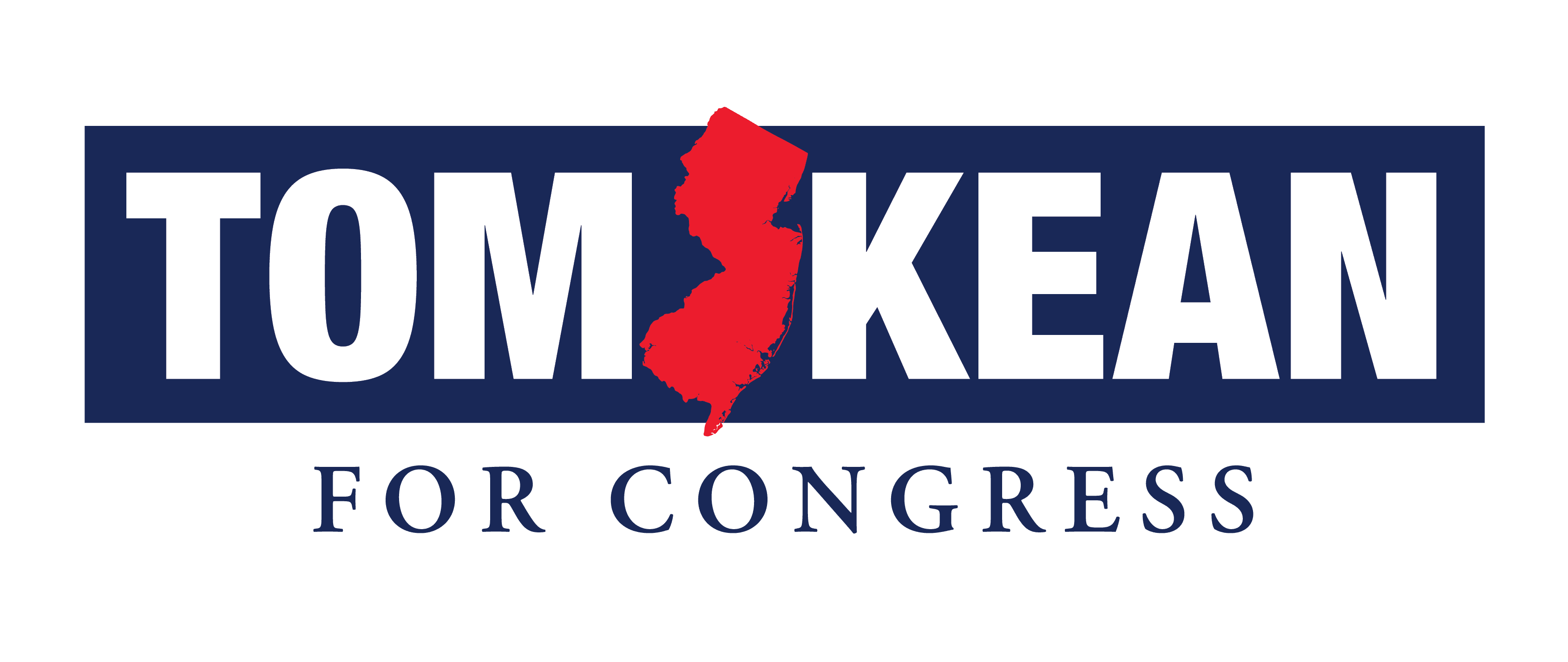 Tom Kean for Congress Logo