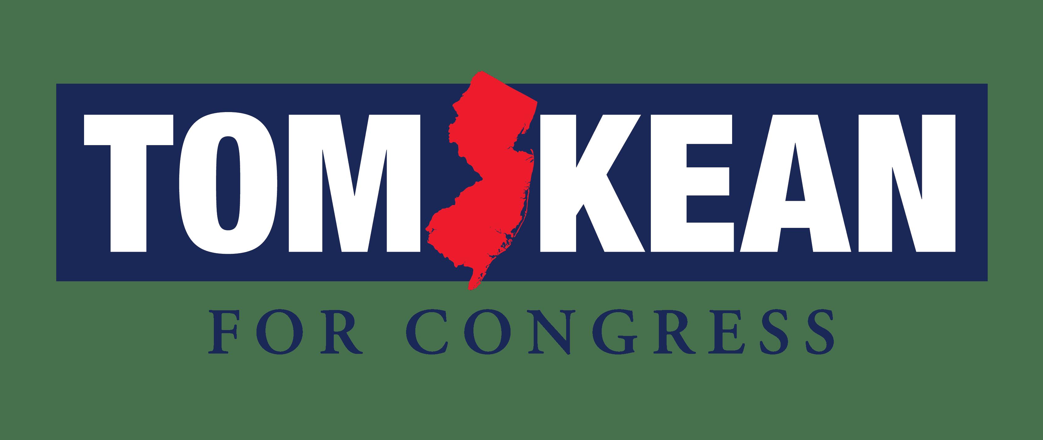 Tom Kean logo